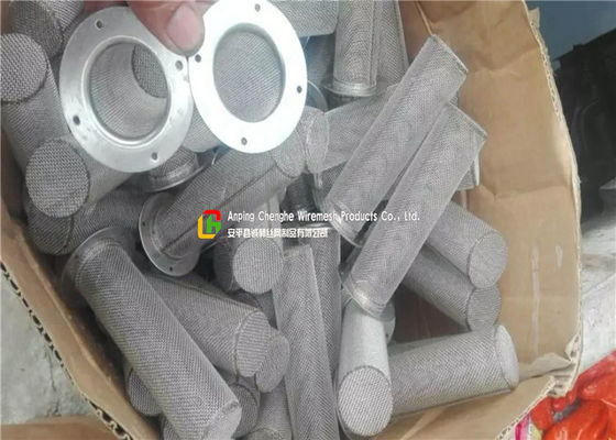 Stainless Steel / Iron Filter Screen Mesh for Sieve 80 - 1000um Thickness