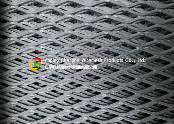 Working Platforms Flat Expanded Metal Mesh 0.1 - 2m Width ISO9001 Certification
