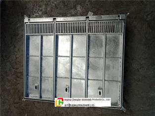 Pedestrian Concrete In-Fill Grating For  Sump/Drain